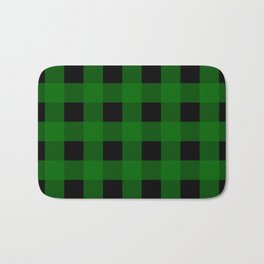 Pine Green Buffalo Check - more colors Bath Mat