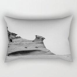no rain Rectangular Pillow