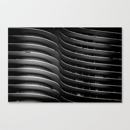 NIEMEYER | architect | Building Niemeyer Canvas Print