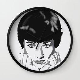 Julie Andrews Wall Clock