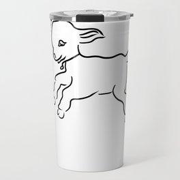 lamb Travel Mug