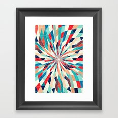 Deep Framed Art Print