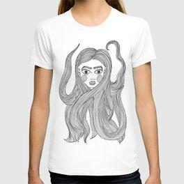 Lindsay's hair T-shirt