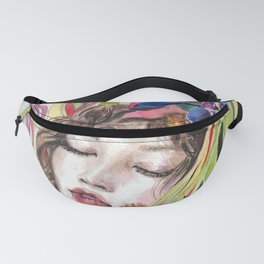 Water Nymphe Fanny Pack