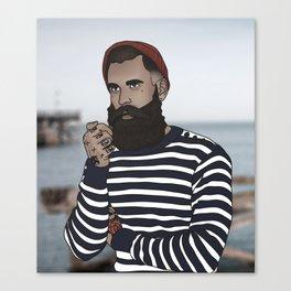 Sailor no.2 Canvas Print
