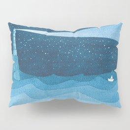Lighthouse illustration Pillow Sham