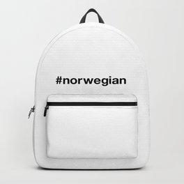 NORWEGIAN Hashtag Backpack