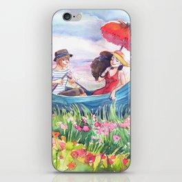 Fields of Love iPhone Skin