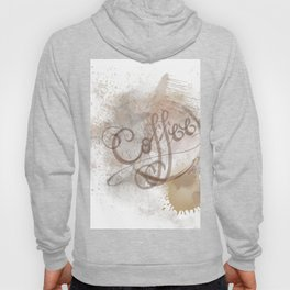 coffee stains Hoody