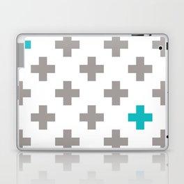 Crossed Laptop & iPad Skin