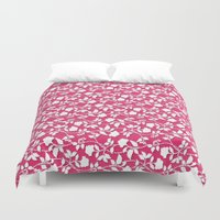 lace Duvet Covers featuring Lace by Mr and Mrs Quirynen