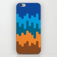 british iPhone & iPod Skins featuring British Summer by John Tibbott