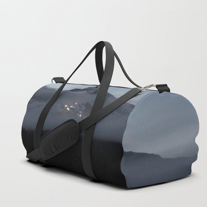 PNW Pacific Northwest Compass - Mt Hood Adventure Duffle Bag
