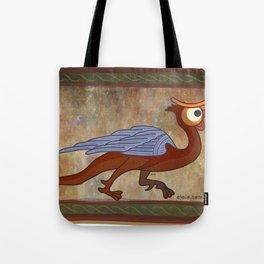 basilisc eye Tote Bag