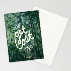Get Lost x Muir Woods Stationery Cards