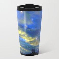 Starry sky Metal Travel Mug