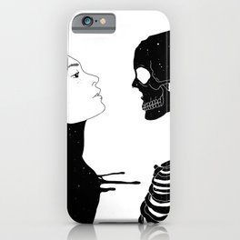 Lost in Existence (Wherever You Are) iPhone Case