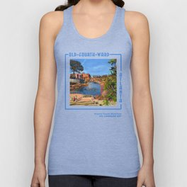 Historic Fourth Ward Park Unisex Tank Top