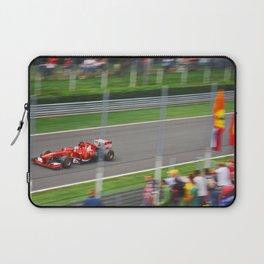 Fernando Alonso - 2013 Gran Premio d'Italia Laptop Sleeve