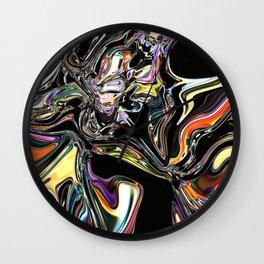 neural abstraction #1 Wall Clock