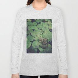 all green Long Sleeve T-shirt