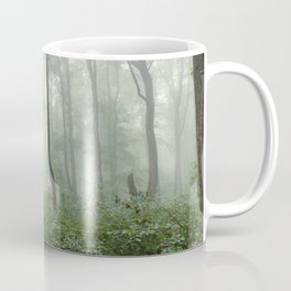 Smoky Mountain Summer Forest - National Park Nature Photography Coffee Mug
