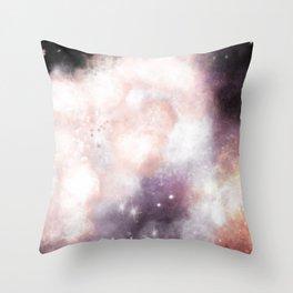 Andromeda Skies Throw Pillow