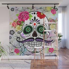 SKULL Wall Mural