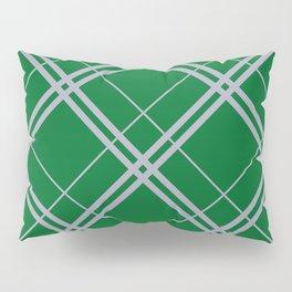 Slytherin Argyle Pillow Sham