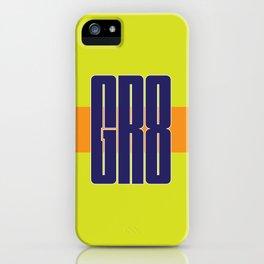 GR8 iPhone Case