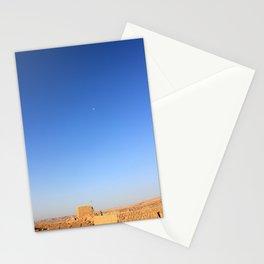 Masada's Moon Stationery Cards