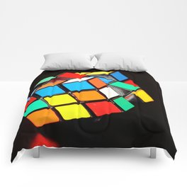 Rubik's cube Comforters