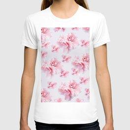 Pink Azalea Flower Dream #1 #floral #pattern #decor #art #society6 T-shirt