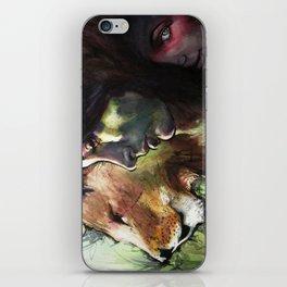 Rock, Paper, Knife Fight! iPhone Skin