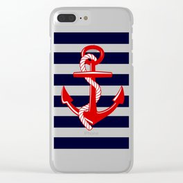 Sailor S Clear iPhone Case