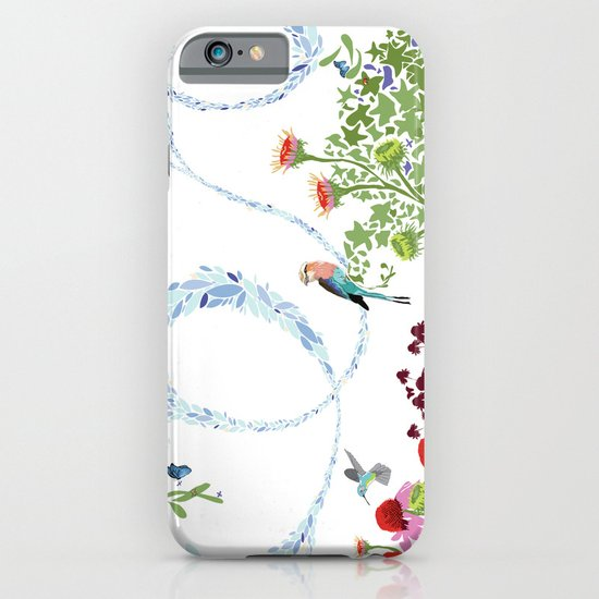 Meadow scene (full) iPhone & iPod Case