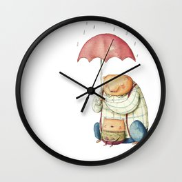 Im here for you Wall Clock