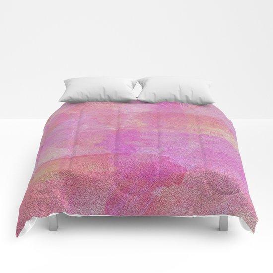 Watercolor Comforters