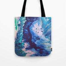 Aquatic Meditation Tote Bag