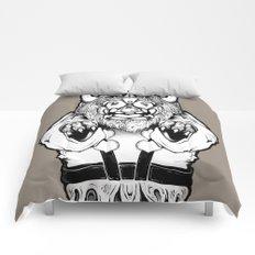 Oni Mask Comforters