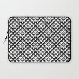 Metal Pattern Laptop Sleeve