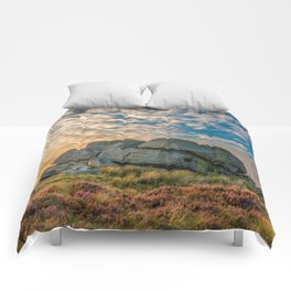 Sunset by Hitching Stone Comforters