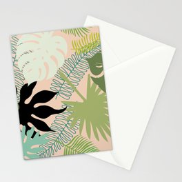Palm Frond Play Stationery Cards