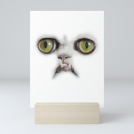 Wilfred Warrior Spirit Animal Mini Art Print