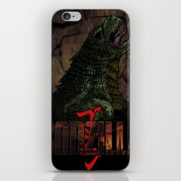 Gojira! iPhone Skin
