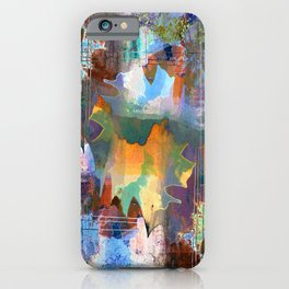 Lute iPhone Case