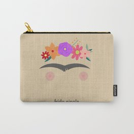 Frida Nipple Carry-All Pouch