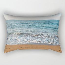Beach light Rectangular Pillow