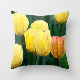 There's Always One! Throw Pillow