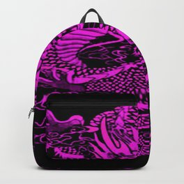 Epic Dragon Purple Backpack